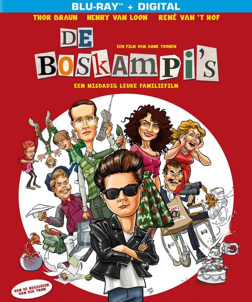 Семья Боскампи / De Boskampi's (2015/BDRip/HDRip)