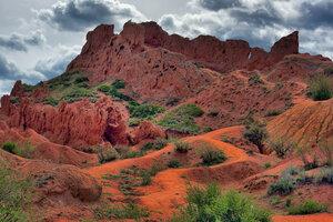 Тропы каньона