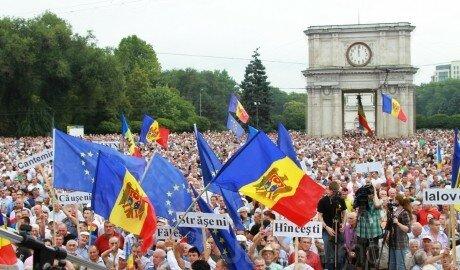 Протесты в Молдове: власти пытаются снизить накал страстей