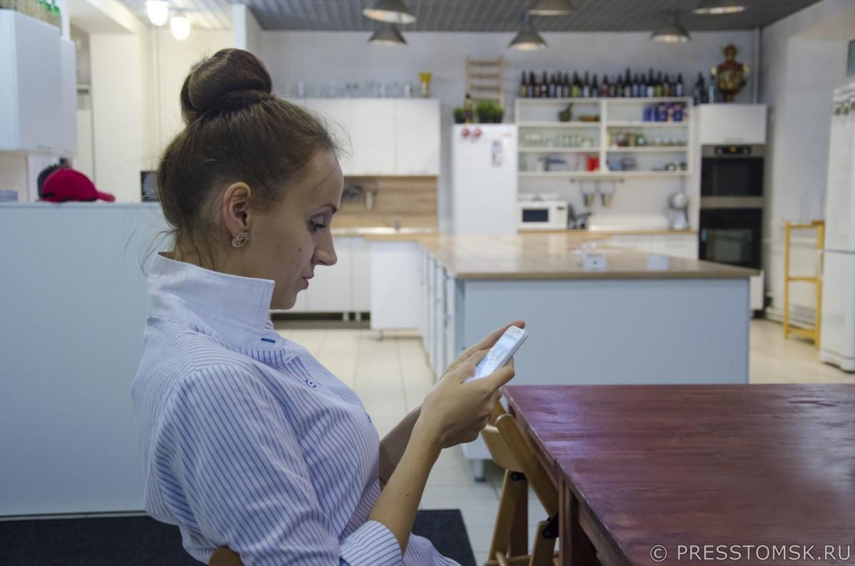 Собрание блогеров Томска