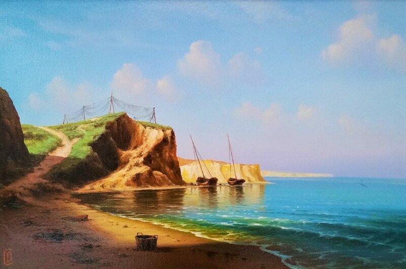 Крымский берег ...