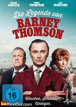 The Legend of Barney Thomson (2015)