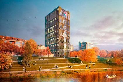 В Екатеринбурге появится дом-ананас