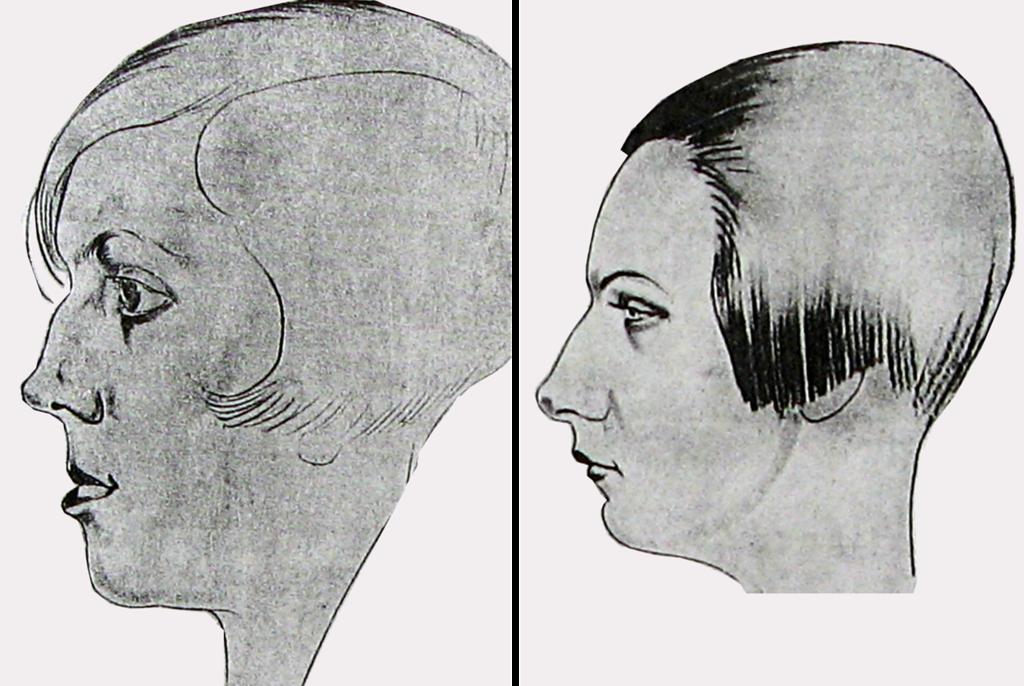Наталья Глан и Надежда Кошеверова, 1922 год.png