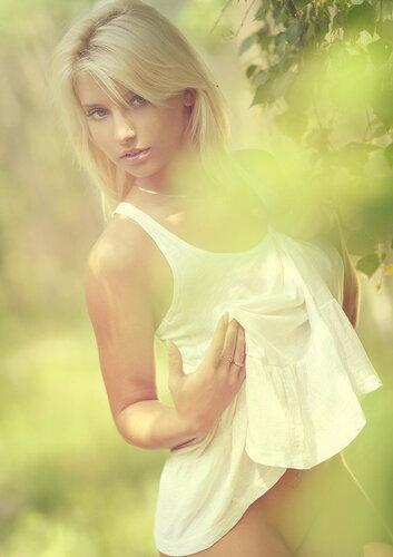 Блондинки, голые и красивые! 18+
