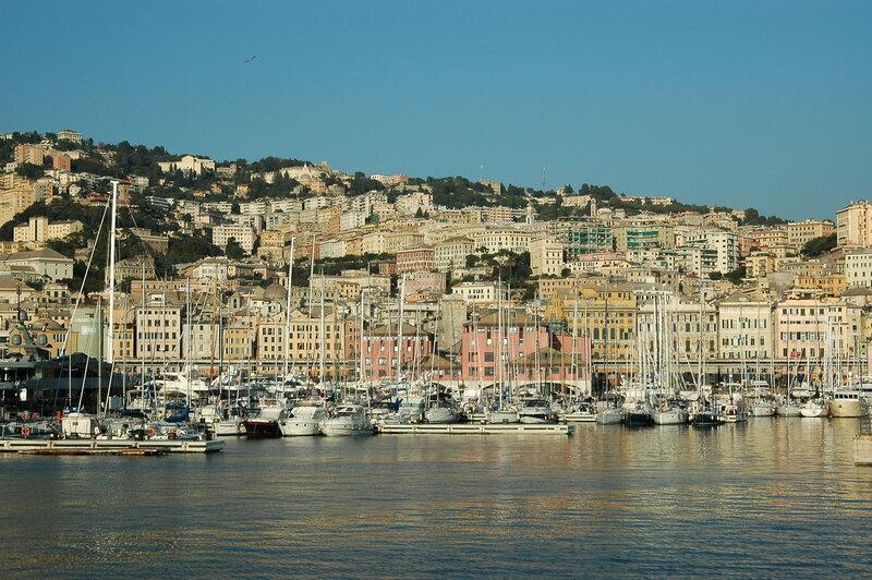 Генуя и ближайшие окрестности: что посмотреть