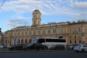 Достопримечательности Санкт-Петербурга: Московский вокзал