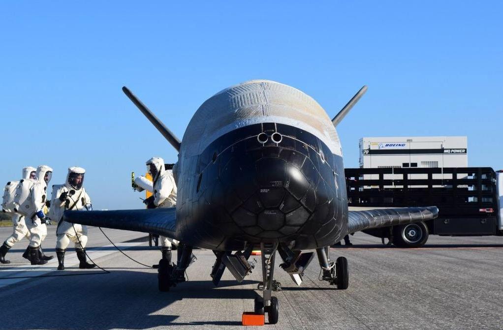 Секретный орбитальный самолет X-37B заметили на орбите орбите, космоплана, самолет, время, аппарат, миссий, полета, удалось, засечь, именно, ракеты, апреля, космос, запуска, орбиты, заметно, околоземной, наклонением, экспериментальный, предыдущих