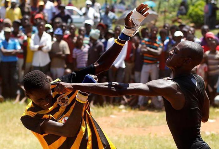 Редкие национальные виды кулачного боя