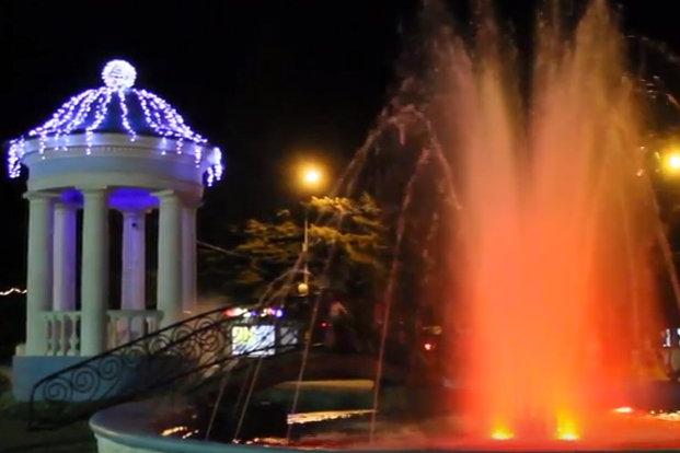 фонтан - скрин