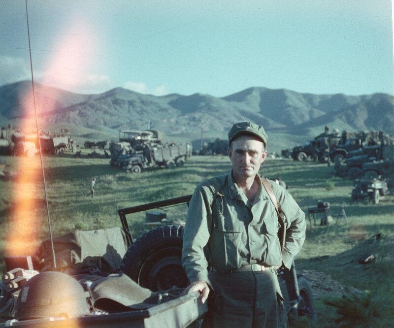 Война в Корее в цвете, 1950-51 гг.