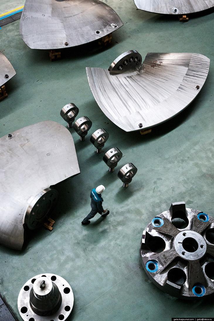 2. Предприятия «Силовых машин» произвели уже свыше 6000 единиц крупной энергетической техники. Совок