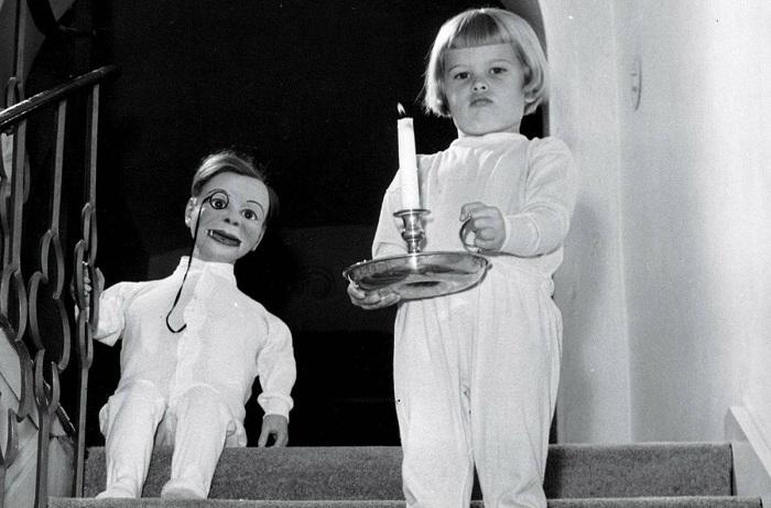 А вот это — самые страшные куклы, которые я когда-либо видела...