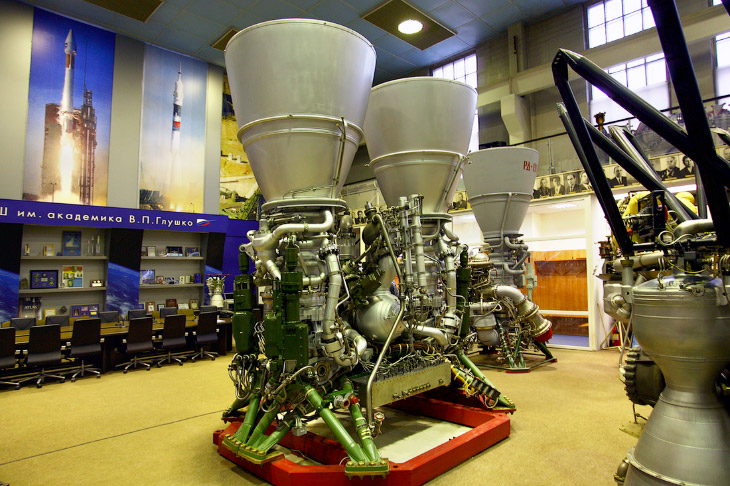 Где делают самые лучшие ракетные двигатели в мире (19 фото)