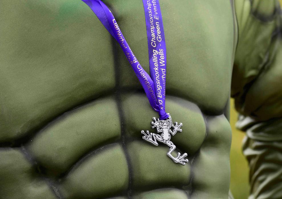 Чемпионат мира по болотному снорклингу 2016