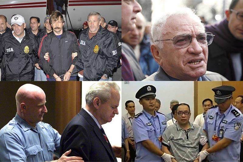 Самые известные случаи экстрадиции