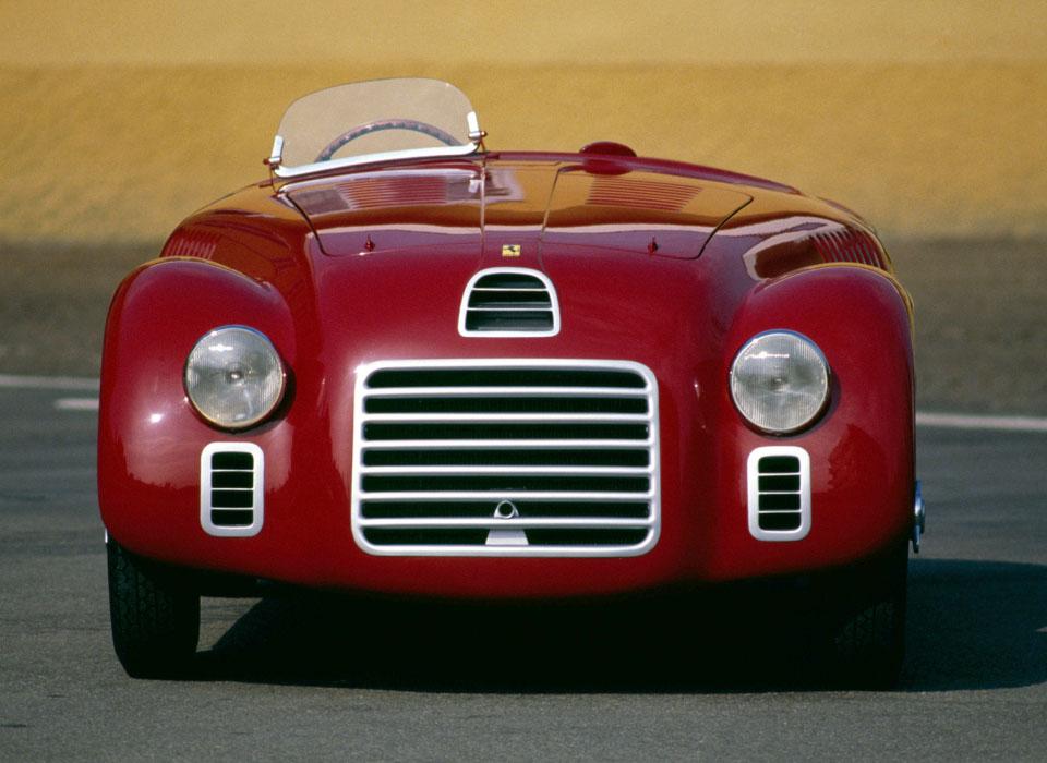 11. Ferrari 125S (1947) Энцо Феррари больше всего на свете любил гонки и гоночные автомобили. И вряд