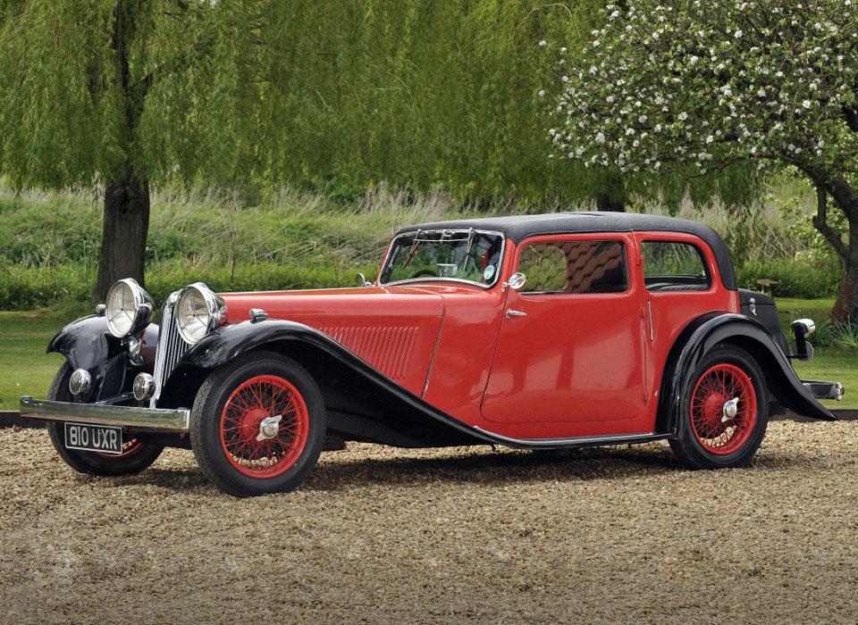 17. Jaguar — SS Jaguar (1931) Прозорливости сэра Уильяма Лайонса можно только позавидовать. В