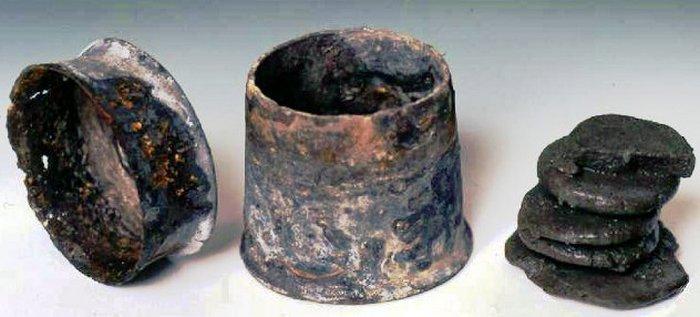 Римские лекарства для глаз Большинство знаний о древней медицине происходит от древних писаний. В 20