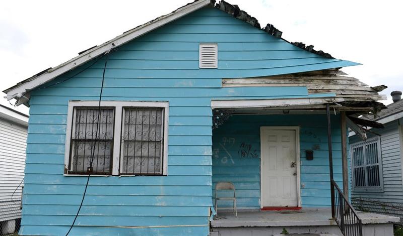 Новый Орлеан Ураган «Катрина», который обрушился на город в 2005 году, породил неожиданно новое напр