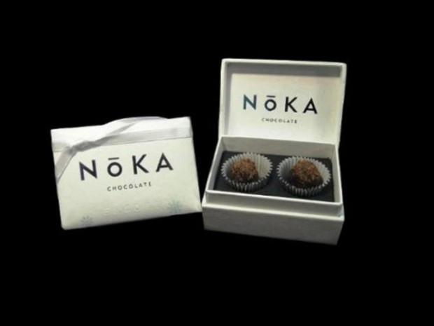 1. NoKA Chocolate ($850) 1 килограмм элитного шоколада обойдётся вам в 1700 долларов Начнём с самого