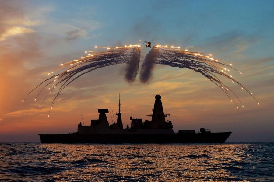 10. Праздник Королевского флота Великобритании