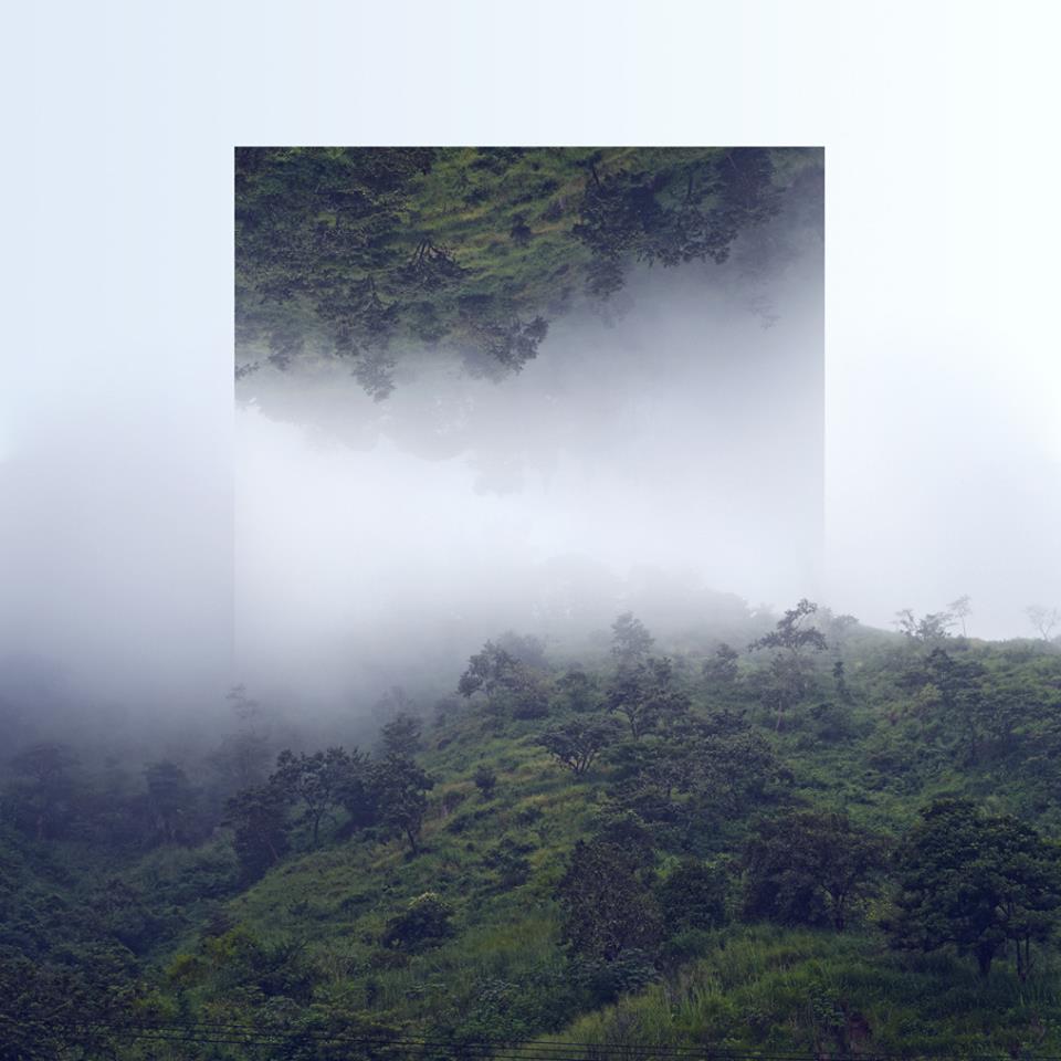Геометрический пейзаж