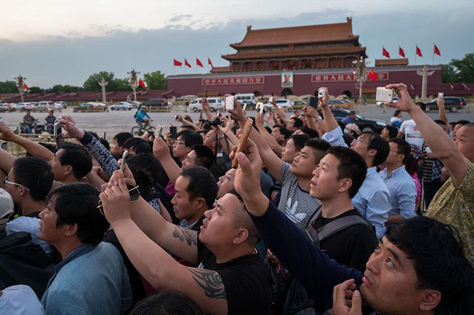 Мавзолей Мао Цзэдуна, Пекин, Китай.