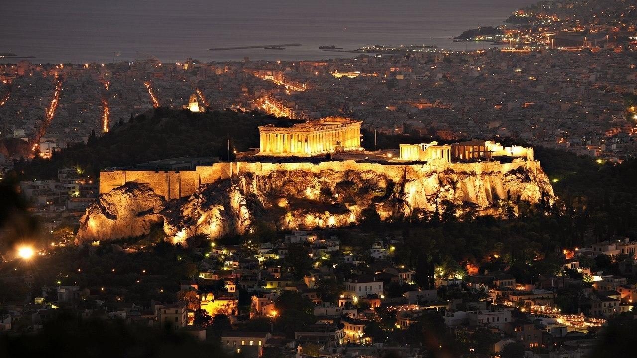Афины. Греция (13 фото)