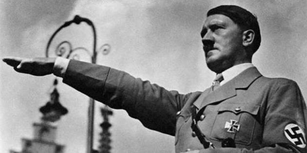 Неизвестное фото Гитлера насвадьбе опубликовали СМИ