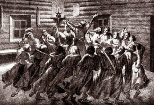 Иной взгляд. Хлысты, вертуны, телеши и скопцы- что сопровождало раннюю христианизацию Руси