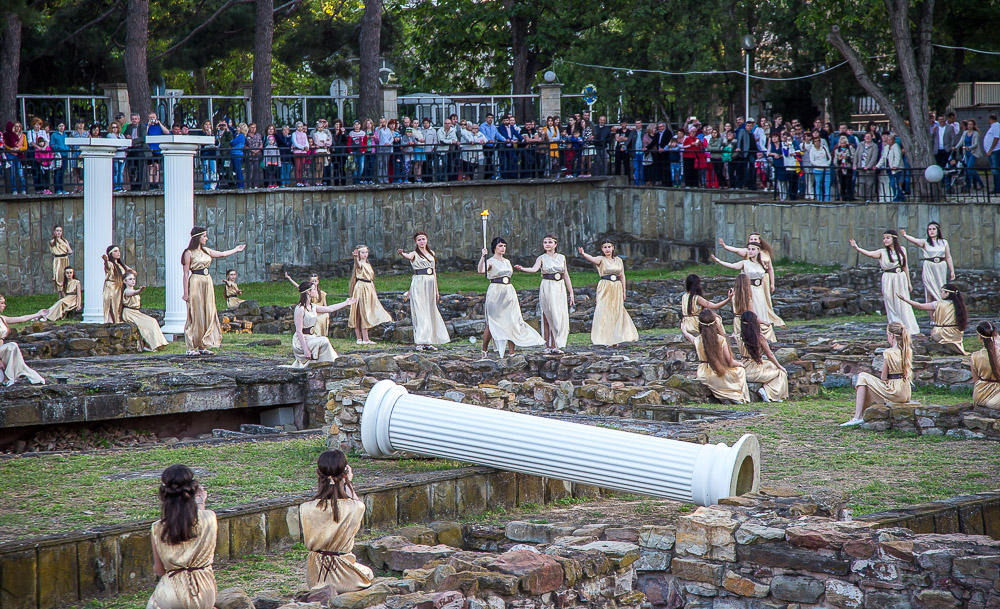 Анапа фестиваль Гермеи фото