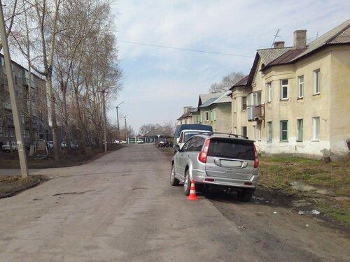 ДТП в Барабинске в апреле