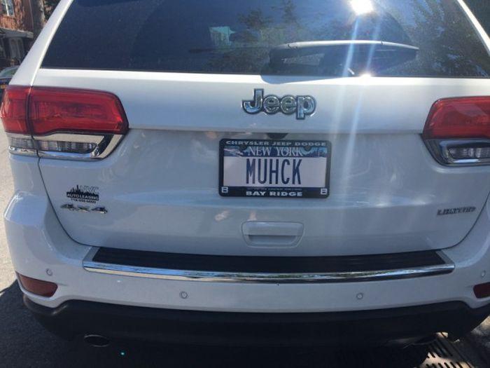 Про номера авто в США