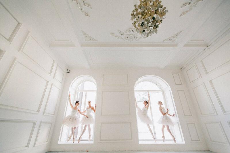 балет на свадьбе