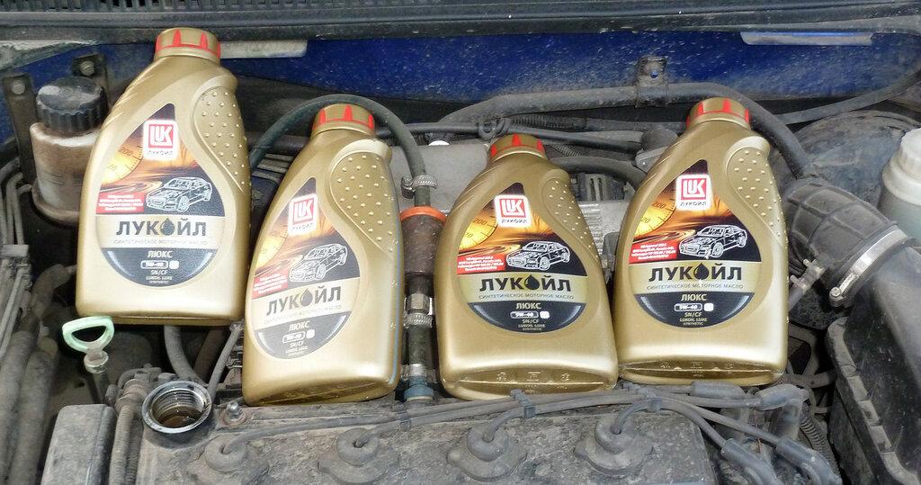 масла для двигателей ваз необходимая тема
