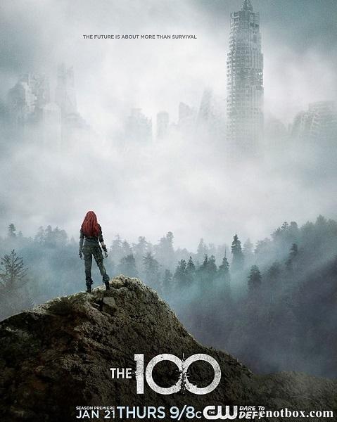 Сотня / The 100 - Полный 3 сезон [2016, WEB-DLRip | WEB-DL 1080p] (LostFilm)