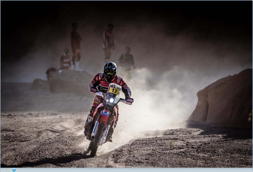 Фотографии с 10-го этапа ралли Дакар 2017