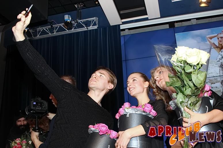 Лиза Арзамасова, Александра и Михаил Киршины