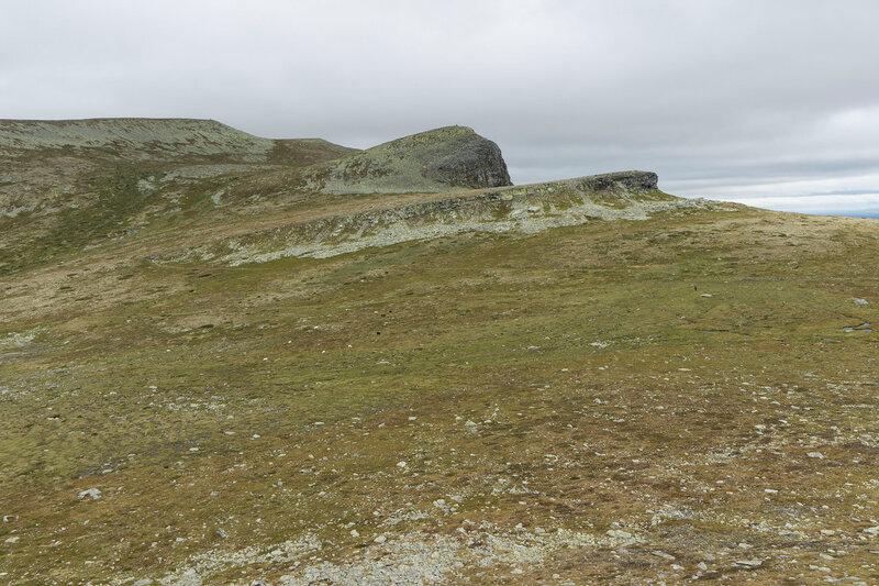 гора Рамсхёгда (Ramshøgda)