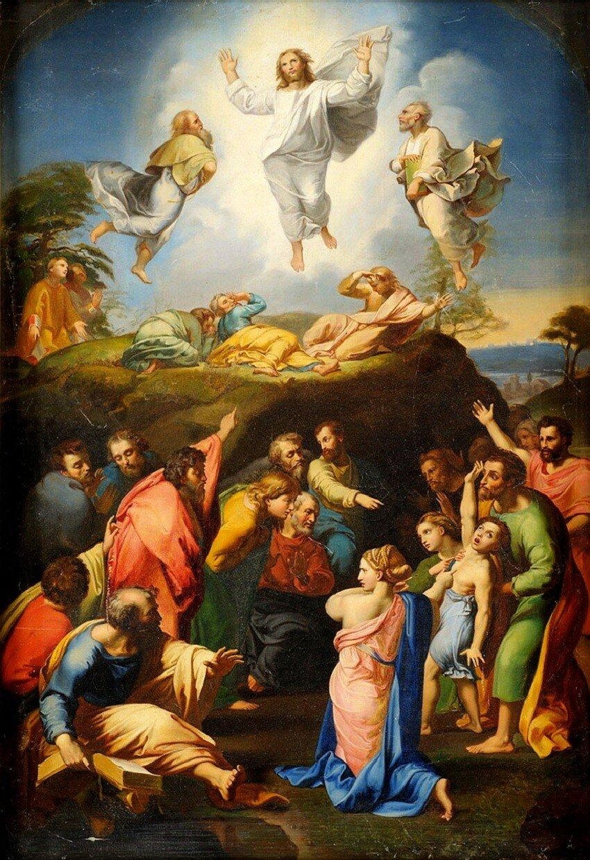 Tiziano Vecellio (1488-1490—1576) - Воскресение Христово - Auferstehung Christi.jpg