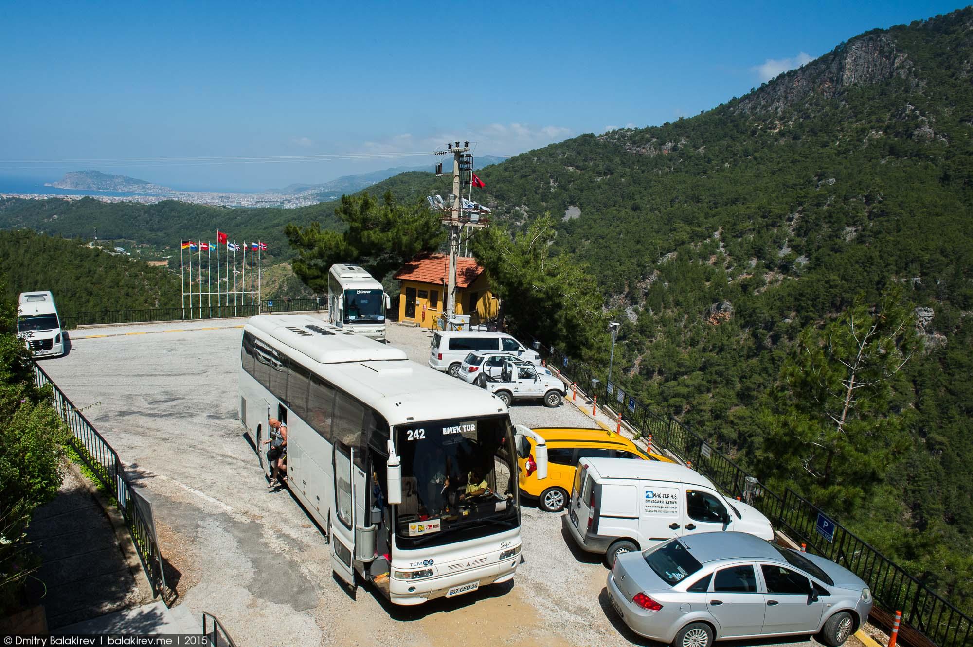 Пещеры Дим, Турция, Аланья