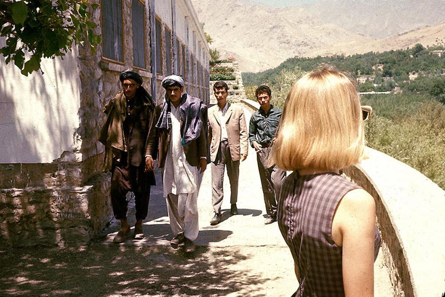 60-е. Афганистан, которого вы не видели.