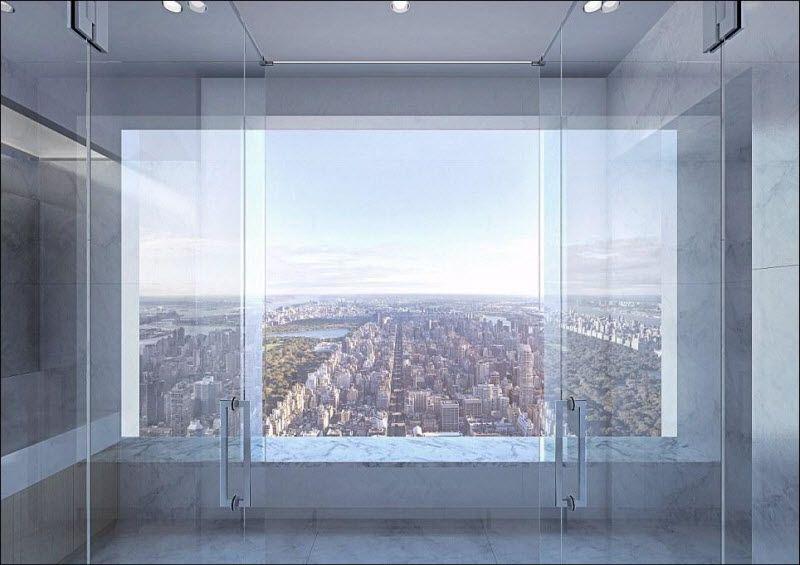 Квартира на Манхэттене за 95 миллионов долларов с видом на Центральный парк