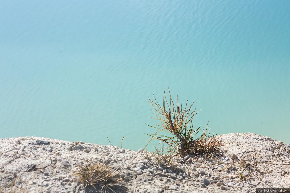 Лазурная гладь воды (10.10.2014)