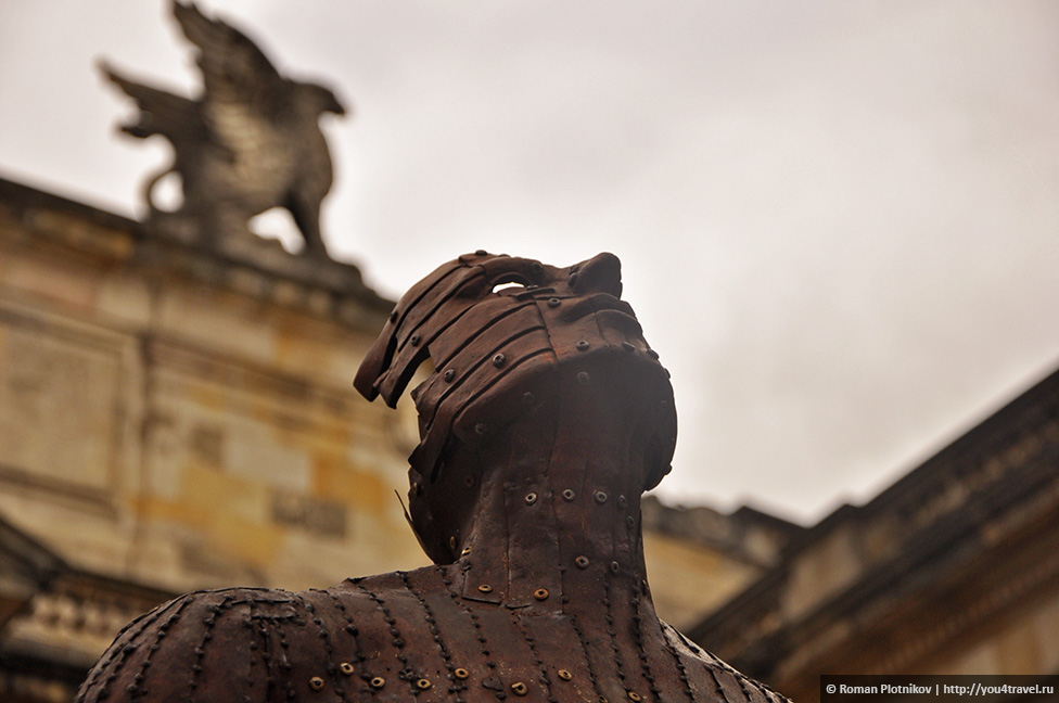 0 19198f d2a7ee5c orig День 209 211. Парламент Колумбии в Боготе, Национальный музей и Президентский Дворец