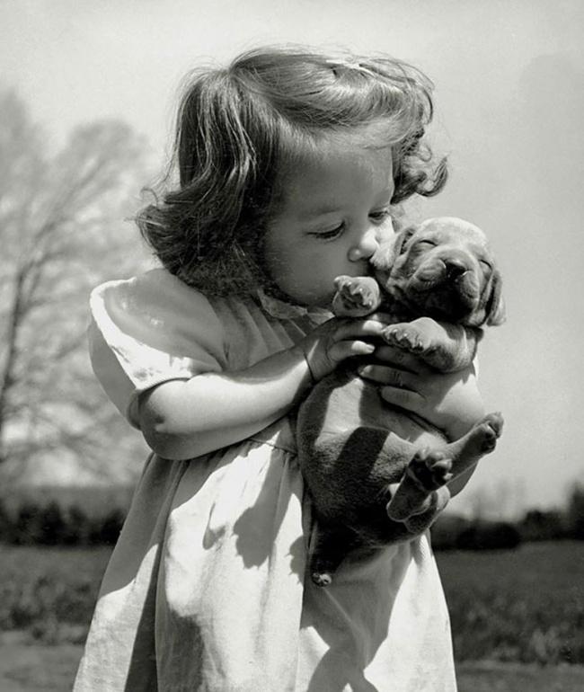 Сама нежность, 1950г. Источник: flytothesky