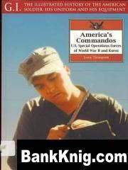 America's Commandos pdf  18,51Мб