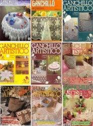 Журнал Ganchillo Artistico. 41 выпуск