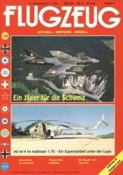 Журнал Flugzeug 1995-01